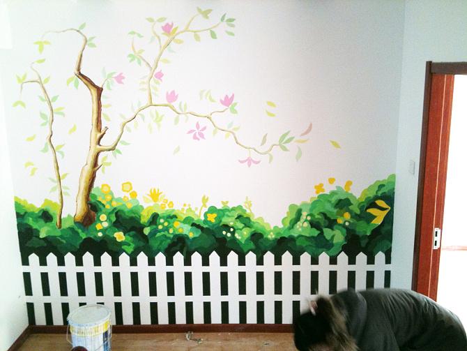 如何能够做好涂鸦墙工作室是有着很大的学问的