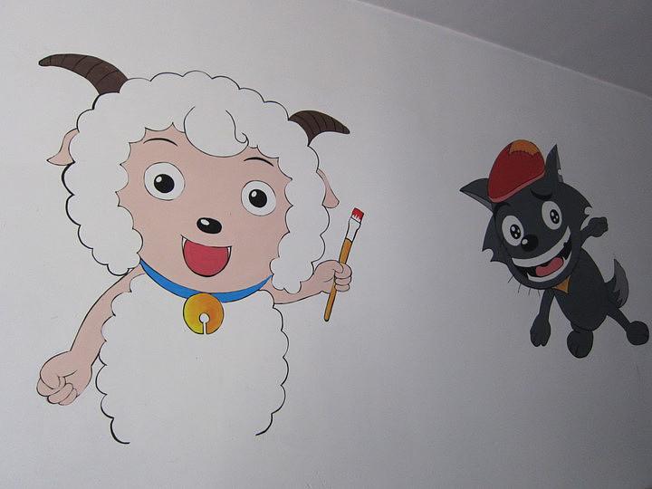 墙绘对文化的传播作用