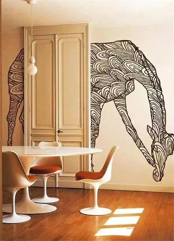外墙墙绘使用的颜料是什么呢?