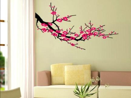 墙绘的实际意义 墙绘对室内装修的具体价值体现
