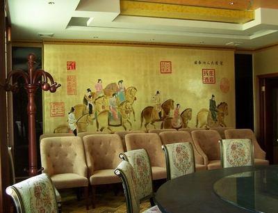 老年人房墙绘装修应该注意什么?有什么讲究?