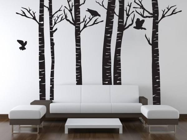 帮您选择墙绘的风格