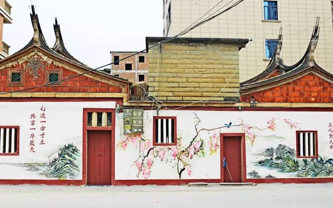 墙绘可以解决存在各种问题空间的装饰问题
