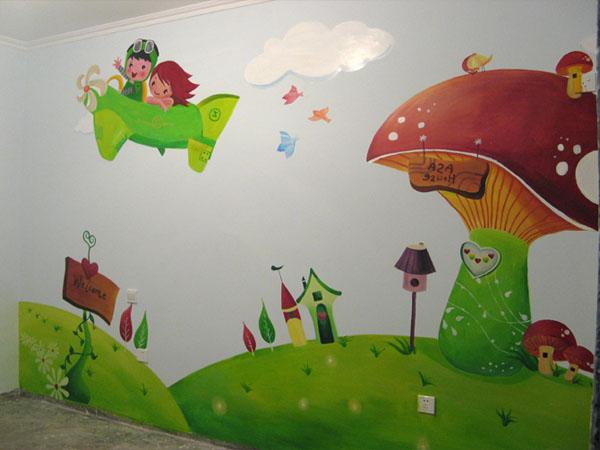 幼儿园在进行彩绘的时候需要掌握哪些技巧呢?